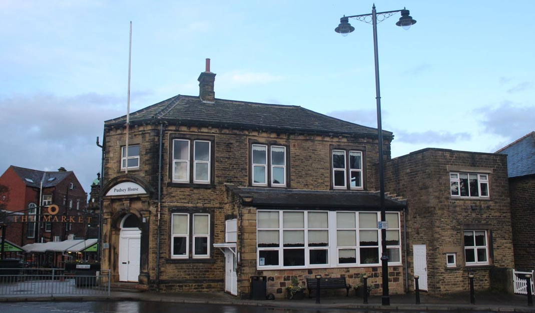 Pudsey House